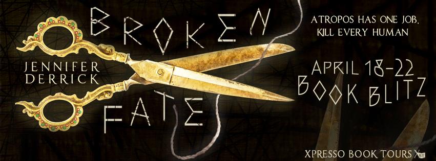 Broken Fate by Jennifer Derrick book blitz