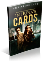 Blitz Sign-Up: In Irina's Cards by Christine Hart