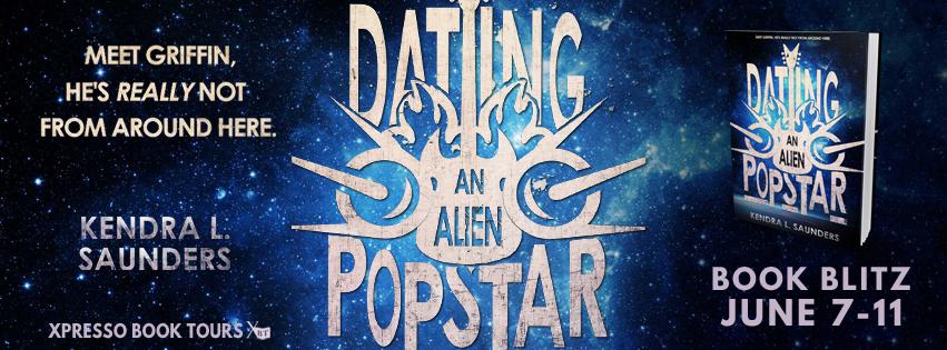 Dating an Alien Pop Star Blitz Post