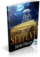 Blitz Sign-Up: The Lost Eyes of the Serpent by Jeremy Phillips