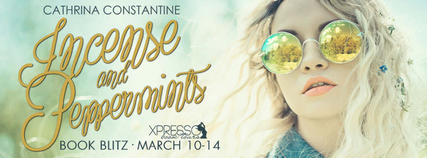 A Romance Novel Set In The 60's - Incense And Peppermints by Cathrina Constantine + Giveaway