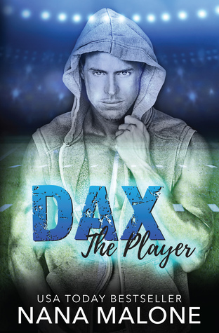 Dax The Player book blitz, new book , book release