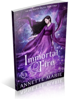 Blitz Sign-Up: Immortal Fire by Annette Marie