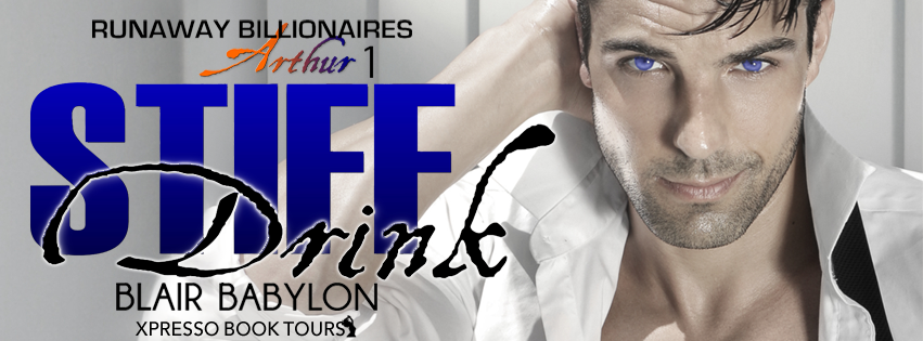 Cover Reveal: Stiff Drink by Blair Babylon - A Hot Contemporary Romance