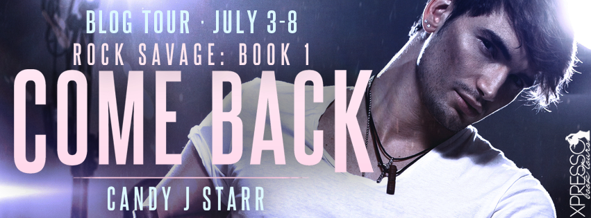 [Blog Tour ] COME BACK by Candy J Starr @candyjstarr @XpressoTours #UBReview #Giveaway