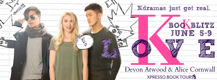 Book Blitz: K-Love by Alice Cornwall & Devon Atwood