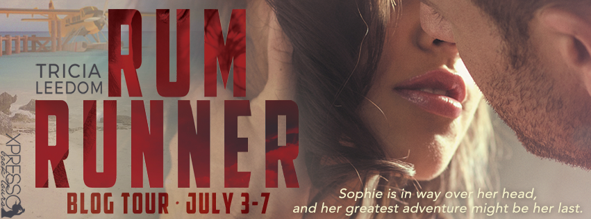 [Blog Tour] RUM RUNNER by Tricia Leedom @tricialeedom @XpressoTours #UBReview #Giveaway