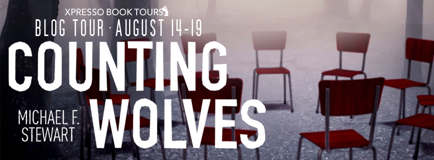 Blog Tour: Counting Wolves by Michael F. Stewart