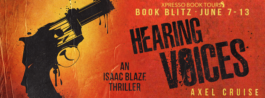 Book Blitz: Hearing Voices by Axel Cruise
