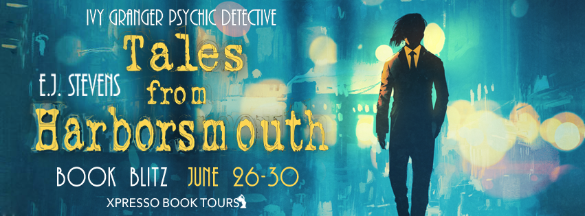 Book Blitz: Tales from Harborsmouth by E.J. Stevens