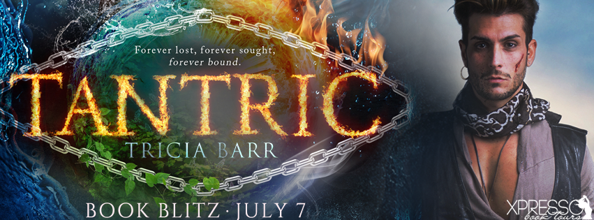 Tantric by Tricia Barr – Blitz + Giveaway