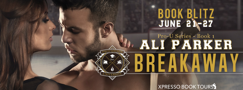 [Book Blast] BREAKAWAY by Ali Parker @AliParkerAuthor @XpressoTours #Giveaway