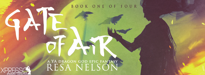 Gate of Air by Resa Nelson – Cover Reveal