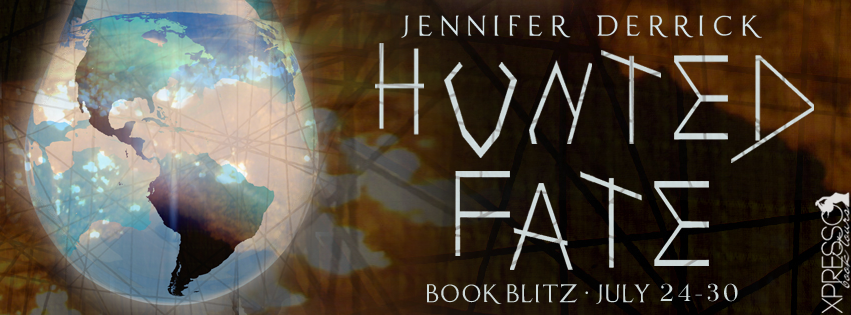 Hunted Fate by Jennifer Derrick – Blitz + Giveaway