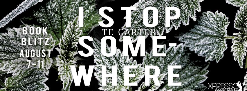 Book Blitz: I Stop Somewhere by T.E. Carter