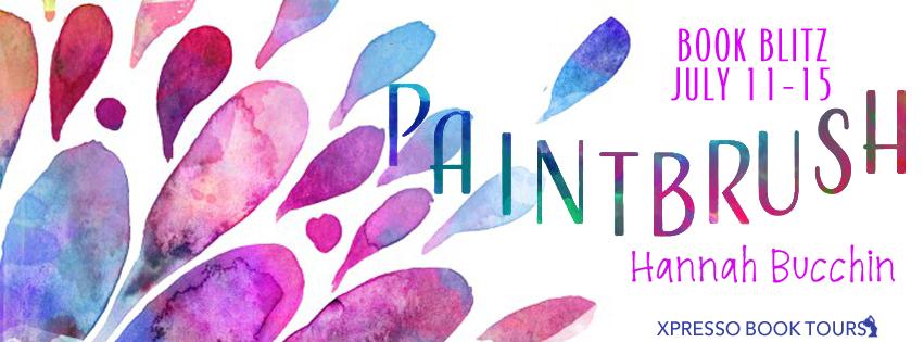 Paintbrush by Hannah Bucchin – Blitz + Giveaway