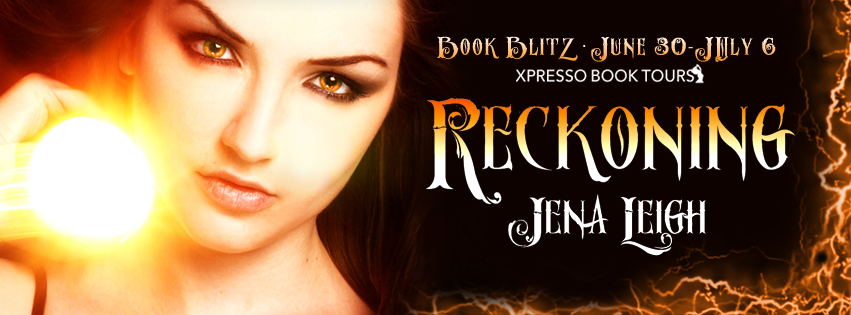 Book Blitz: Reckoning by Jena Leigh
