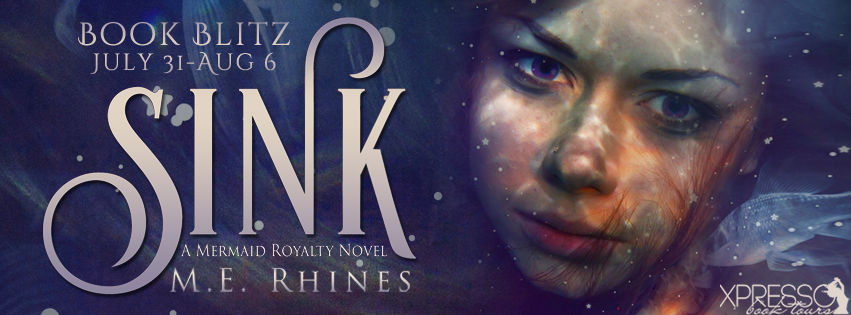 Sink by M.E. Rhines – Blitz + Giveaway