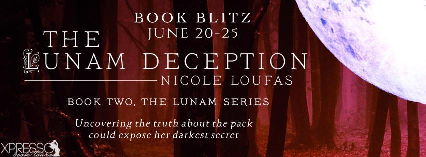 The Lunam Deception by Nicole Loufas – Blitz + Giveaway
