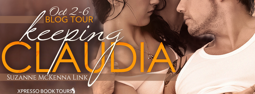 [Blog Tour] KEEPING CLAUDIA by Suzanne McKenna Link @SuzMcKLink @XpressoTours #Excerpt #Giveaway