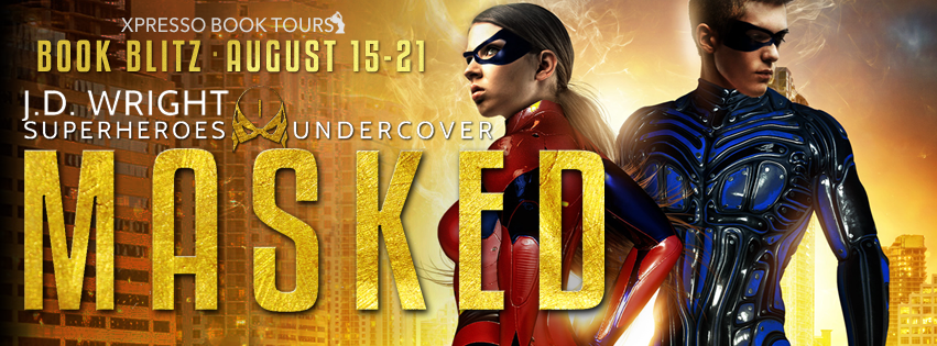 Book Blitz: Masked by J.D. Wright