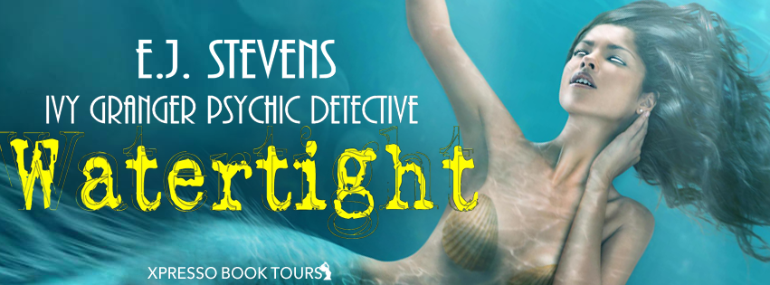 [Cover Reveal] WATERTIGHT by EJ Stevens @EJStevensAuthor @XpressoTours #Giveaway