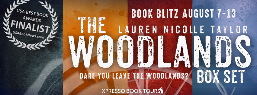 Blitz + #Giveaway: The Woodlands Series Box Set by Lauren Nicolle Taylor