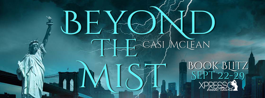 Book Blitz: Beyond the Mist by Casi McLean