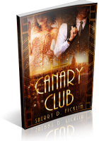 Review Opportunity: The Canary Club by Sherry D. Ficklin
