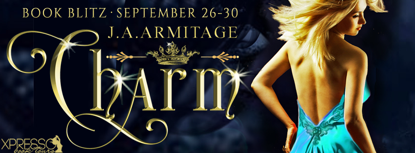 Book Blitz: Charm (A Cinderella reverse fairytale) by J.A. Armitage