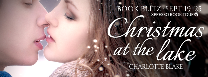 Christmas at the Lake by Charlotte Blake – Blitz + Giveaway