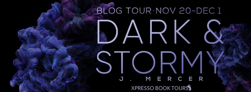 [Blog Tour] DARK & STORMY by J Mercer @XpressoTours #Review #Giveaway #TheUnratedBookshelf