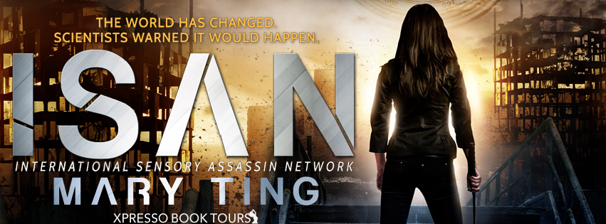 Cover Reveal: ISAN by Mary Ting