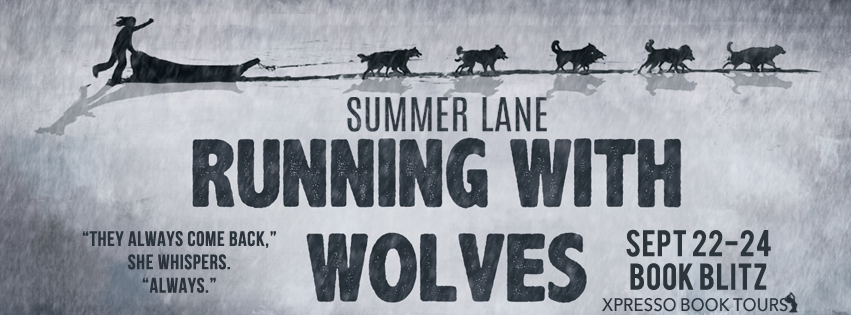 Book Blitz: Running with Wolves by Summer Lane
