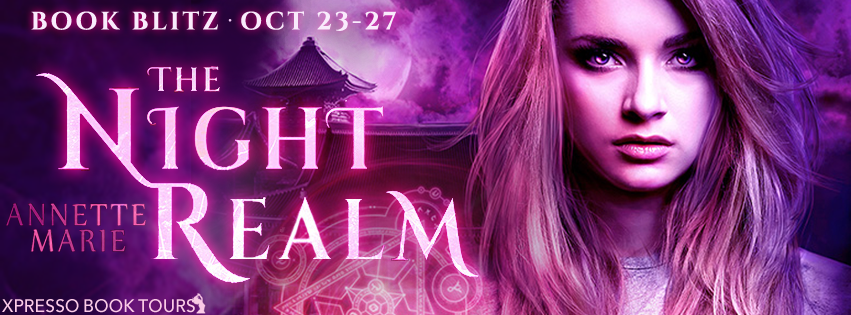 The Night Realm by Annette Marie – Excerpt + Giveaway