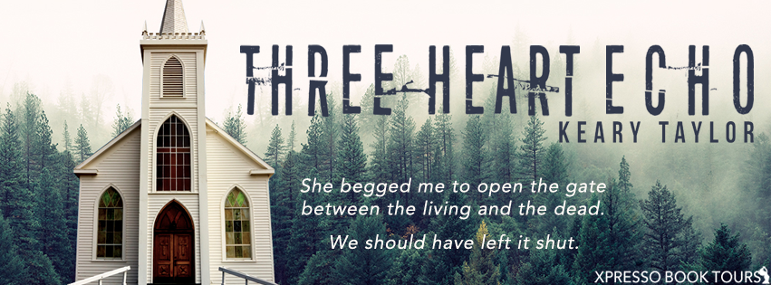 Three Heart Echo by Keary Taylor #CoverReveal
