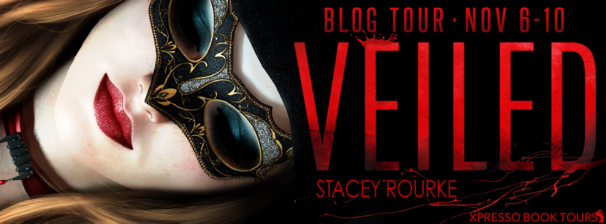 Review + #Giveaway: Veiled by Stacey Rourke