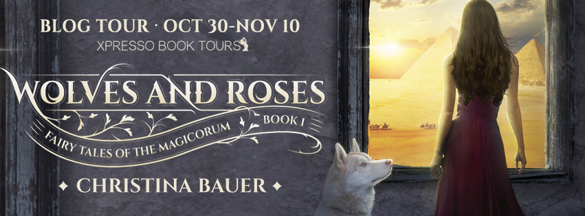 Blog Tour: Wolves & Roses by Christina Bauer