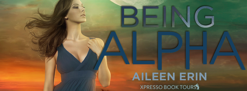Cover Reveal: Being Alpha by Aileen Erin