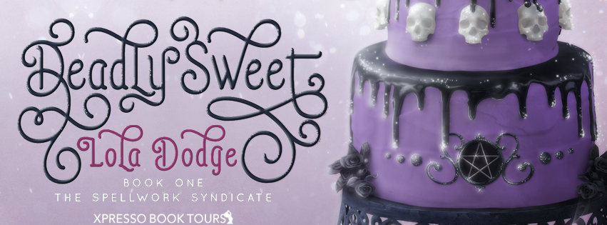 Deadly Sweet by Lola Dodge – Cover Reveal