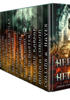 Blitz Sign-Up: Heroines & Hellions: An Urban Fantasy and Fantasy Collection