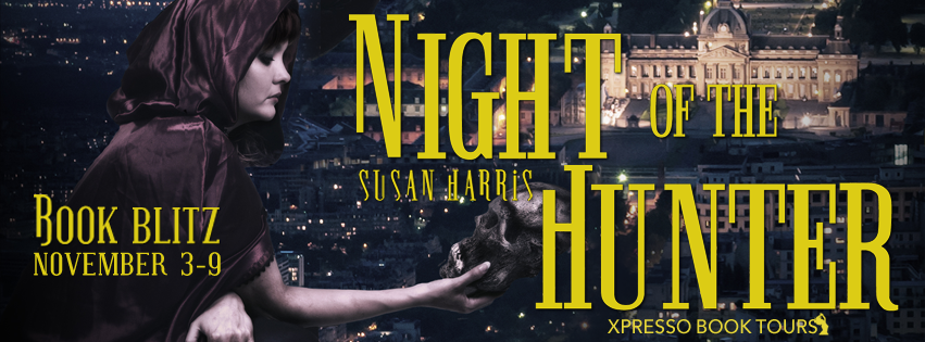Book Blitz: Night of the Hunter by Susan Harris