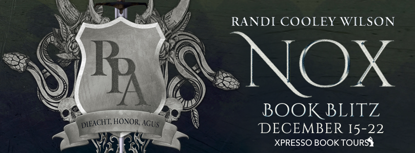 Book Blitz: Nox by Randi Cooley Wilson