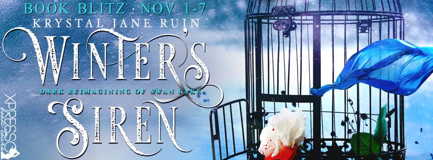 Winter's Siren by Krystal Jane Ruin