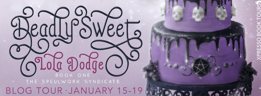 Blog Tour: Deadly Sweet by Lola Dodge