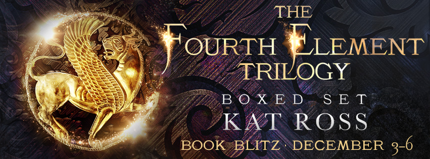 The Fourth Element Trilogy by Kat Ross – Boxed Set