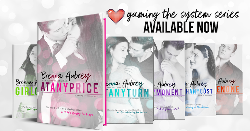 [Feature] GAMING THE SYSTEM SERIES by Brenna Aubrey @BrennaAubrey @XpressoTours