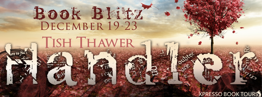 Book Blitz: Handler by Tish Thawer