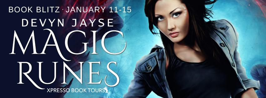 Book Blitz: Magic Runes by Devyn Jayse