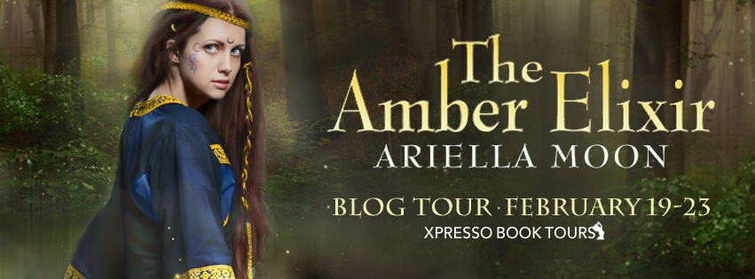 Blog Tour: The Amber Elixir by Ariella Moon